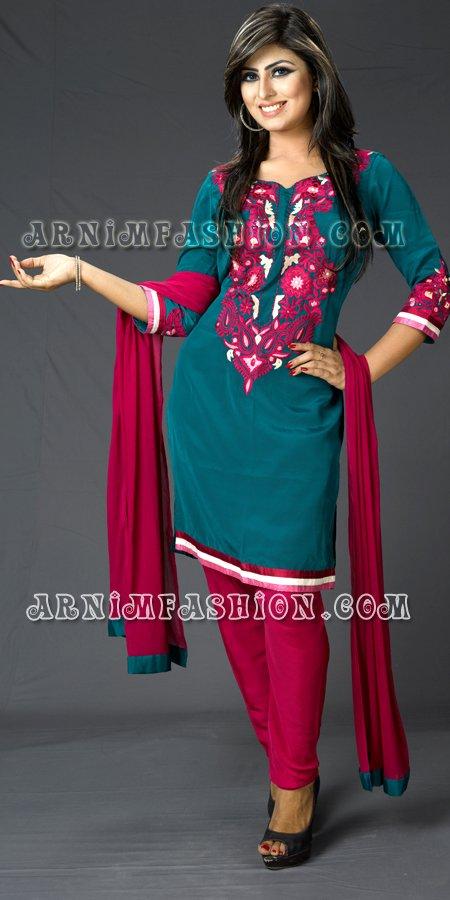Silk Salwar Kameez Latest Bangladeshisilk Salwar Kameezcollection From